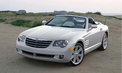 2008 Chrysler Crossfire Photos