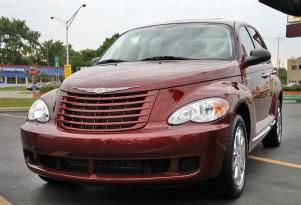 Chrysler Spins PT Sunset Edition
