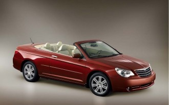 Preview: 2008 Chrysler Sebring Convertible