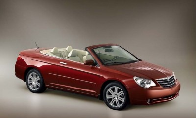 2008 Chrysler Sebring Convertible Photos