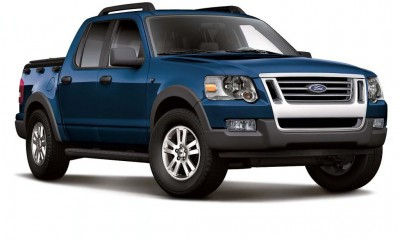 2008 Ford Explorer Sport Trac Photos