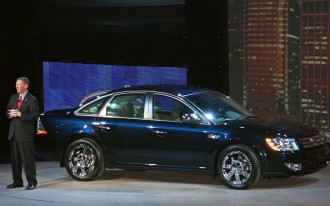 Ford Bows with Focus, Interceptor, MKR