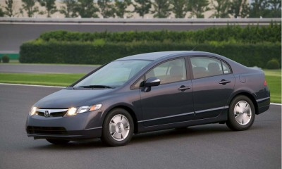 2008 Honda Civic Hybrid Photos