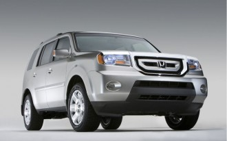 Honda Expands Takata Airbag Recall To Include 2001 Accord, 2004 Civic, 2008 Pilot