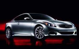 Best Family Luxury Coupes: Infiniti G37