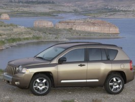 2008 Jeep Compass