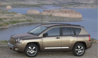 2008 Jeep Compass Photos