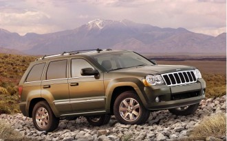 Chrysler Recalls 2008 Dodge Charger, Magnum; Chrysler 300; Jeep Commander, Jeep Grand Cherokee