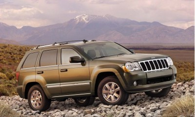 2008 Jeep Grand Cherokee Photos