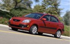 2006-2008 Kia Rio: Recall Alert