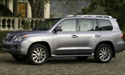 2008 Lexus LX 570 Photos