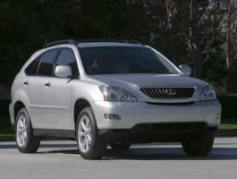 2008 Lexus RX350