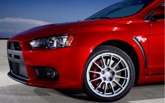 Mitsubishi Lancer Evo Picked For Top 10 World Performance Cars