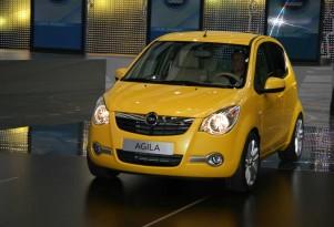 Opel Reworks Agila MPV