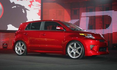 2008 Scion xD Photos
