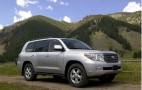 2008 Toyota Land Cruiser Set To Debut In Sydney