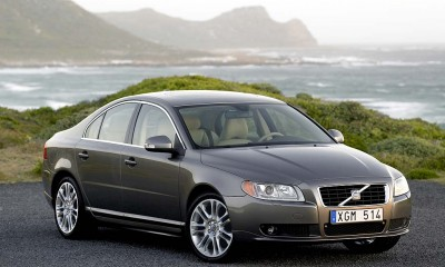 2008 Volvo S80 Photos
