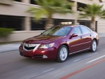 The 2009 Acura RL Is a Top Safety Pick