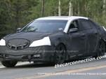 2009 Acura TL Spy Shot