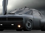 2009 Air Force Vapor Dodge Challenger