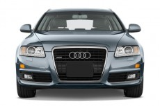 2009 Audi A6 4-door Avant Wagon 3.0L quattro Prestige Front Exterior View