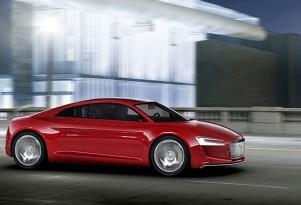 Frankfurt: Audi e-Tron Electric Car Has Awesome Torque, All-Wheel-Drive