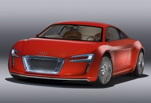 2009 Audi R8 E-Tron Concept