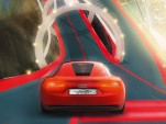 Run A Virtual, Vertical Lap In The Audi R8 E-Tron Concept