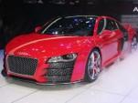 2009 Audi R8 Le Mans
