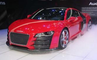 2009 Audi R8 Le Mans Concept Preview