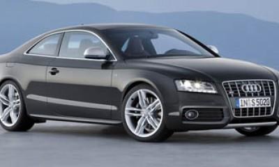 2009 Audi S5 Photos