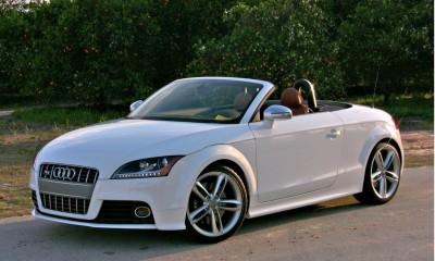 2010 Audi TT Photos