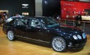 The 2009 Bentley Continental Flying Spur Gets Speed, Too