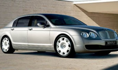 2009 Bentley Continental Flying Spur Photos