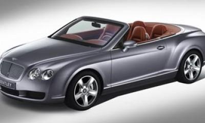2009 Bentley Continental GT Photos