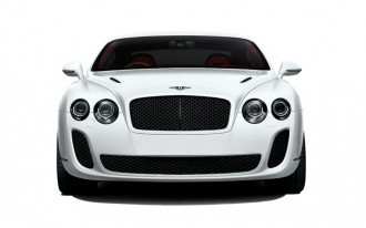 Bentley Launches New, Possibly Hybrid Powertrain In 2011