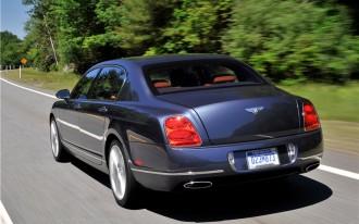 Bentley, Elizabeth Arden Ignore Recession, Have Luxury One-Nighter