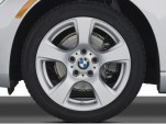 2009 BMW 3-Series 2-door Coupe 328i RWD Wheel Cap
