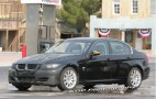 2009 BMW 335d Spied!