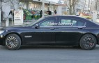 Spy shots: BMW's bullet-proof 7-series