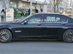 2009 BMW 7-Series Security spy shots