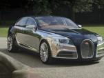 2009 Bugatti Galabier 16C Concept leak