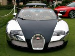 2009 Bugatti Veyron 16.4 Grand Sport Sang Bleu