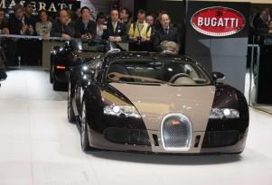 2009 Bugatti Veyron Fbr Preview