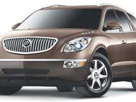 2009 Buick Enclave CXL