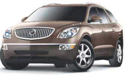 2009 Buick Enclave Photos