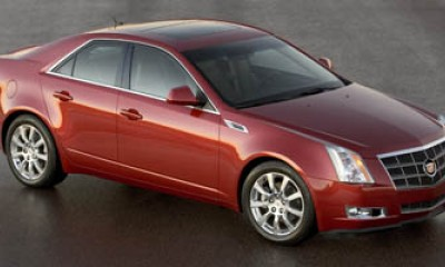 2009 Cadillac CTS Photos