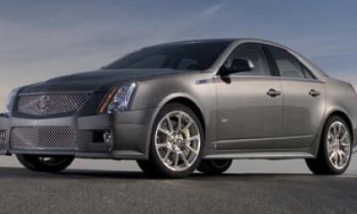 2009 Cadillac CTS-V Photos