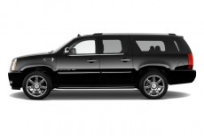 2009 Cadillac Escalade ESV 2WD 4-door Side Exterior View