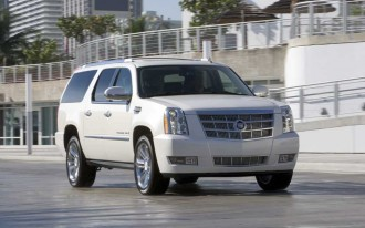 Escalade Goes FlexFuel – Should You Care?